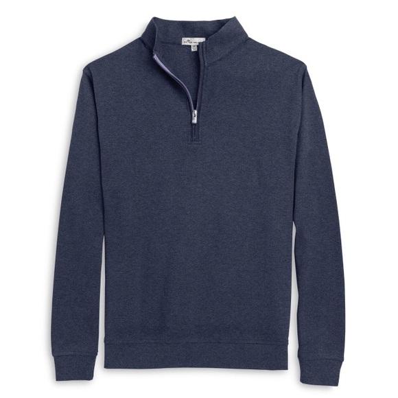 8e06f4b60f Peter Miller Crown Comfort Quarter-Zip Sweater